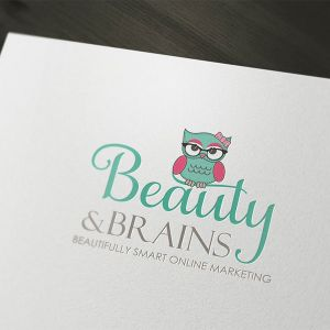 Beauty & Brains Logo
